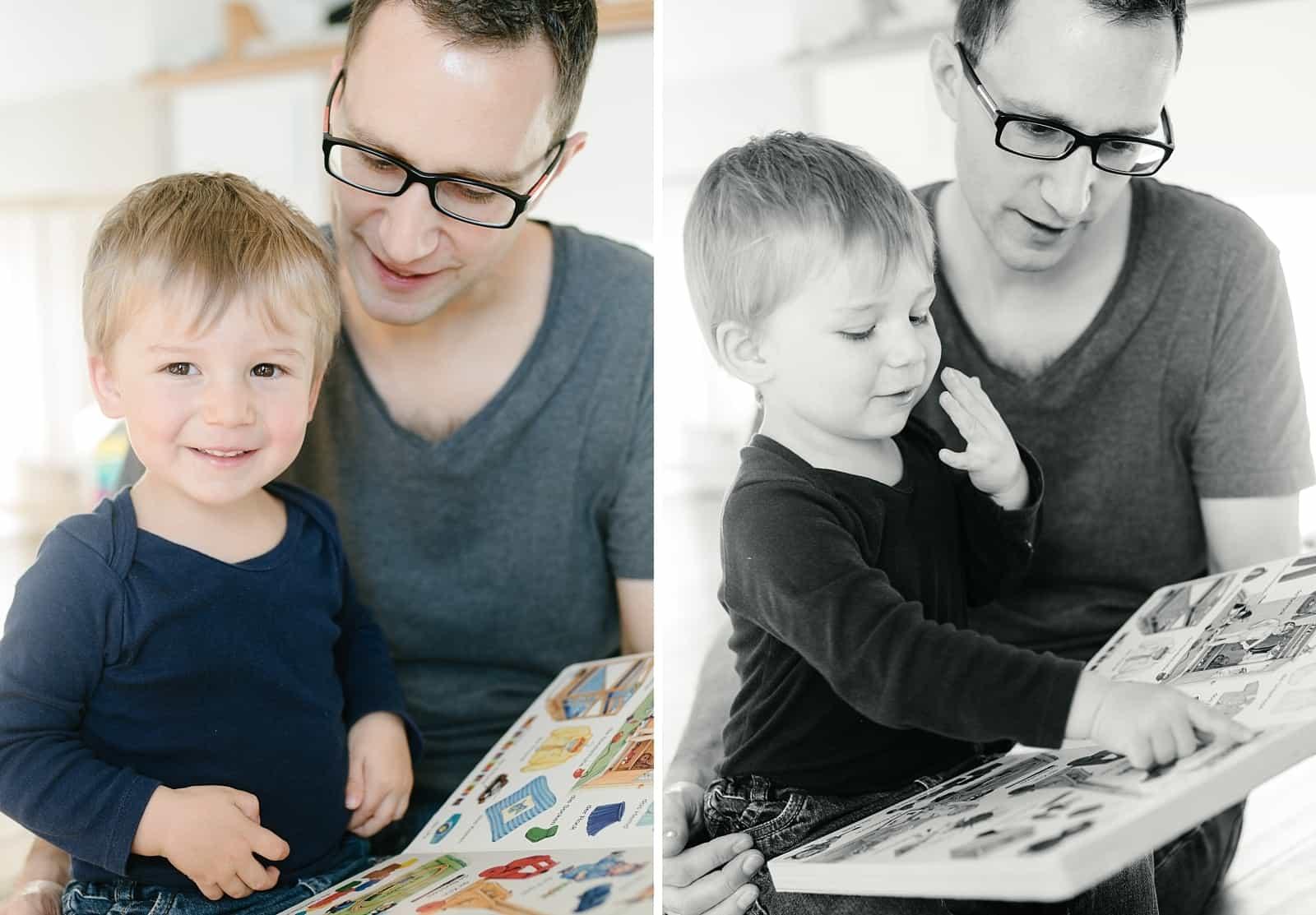 Mit Papa vorlesen